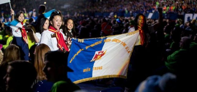 National Catholic Youth Conference (NCYC) in 2019